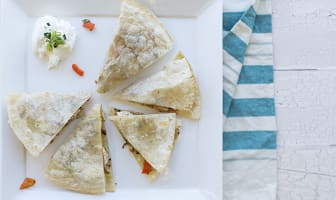 Quick Quesadilla Dinner Ingredient Bundle (Frozen)- Code#: KIT1405