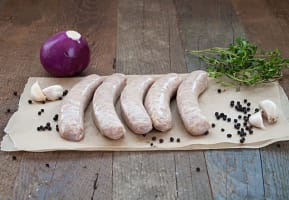 Apple Banger Sausage (Frozen)- Code#: MP831