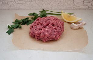 Lean Ground Beef (Frozen)- Code#: MP983
