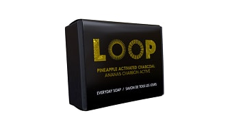 Everyday Soap - Pineapple Activated Charcocal- Code#: PC5844