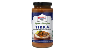 Organic Tikka Sauce - Medium Heat- Code#: SA0699