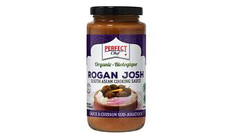 Organic Rogan Josh Sauce - Medium Heat- Code#: SA0709