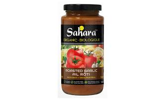 Organic Roasted Garlic Mild Pasta Sauce- Code#: SA0715