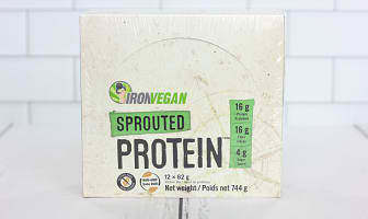 Sprouted Protein Bar - Peanut Chocolate Chip -Case- Code#: SN0947