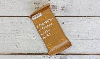 Peanut Butter Protein Bar- Code#: SN1065