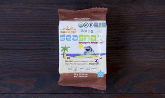 Organic Big Grab & Go Seaweed Snack BBQ- Code#: SN1861