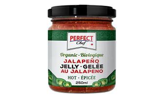 Organic Jalapeno Pepper Jelly- Code#: SP0217