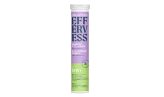 Effervess Collagen with Vitamin C Tablets - Kiwi- Code#: VT0867