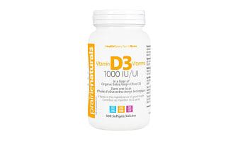 Vitamin D3 1000IU Cholecalciferol- Code#: VT1244