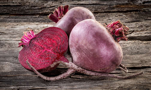 Local Organic Beets, Red - Peas On Earth- Code#: PR133415LPO