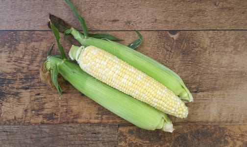 Local Corn - Yellow/Bi-colour- Code#: PR100083LCN