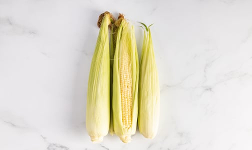 Local Organic Corn - Bi-Colour- Code#: PR100083LCO