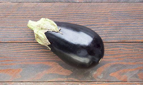 Organic Eggplant - Globe- Code#: PR100099NCO