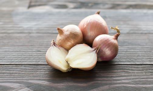Local Organic Shallots- Code#: PR100422LPO
