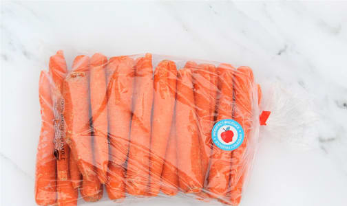 Organic Carrots, Imperfect- Code#: PR202173NPO