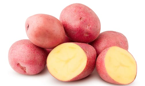 Local Organic Potatoes, Red- Code#: PR100233LPO