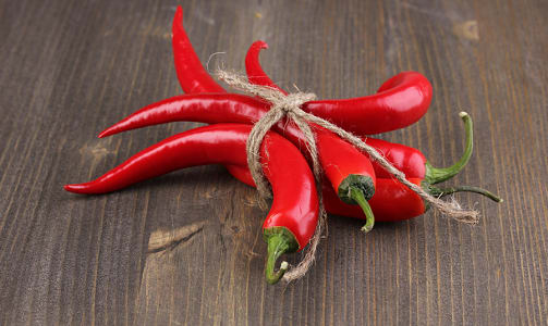 Local Peppers, Cayenne - Hot Chili- Code#: PR147795LPN