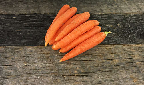 Organic Carrots, Baby - Locally Grown- Code#: PR147417LPO