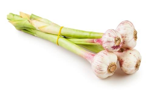Local Garlic, Bunched, 1lb- Code#: PR202277LCN