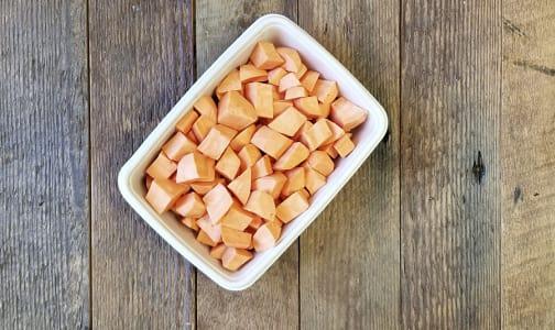 Organic Yams,  Fresh Cut- Code#: PR147441NCO