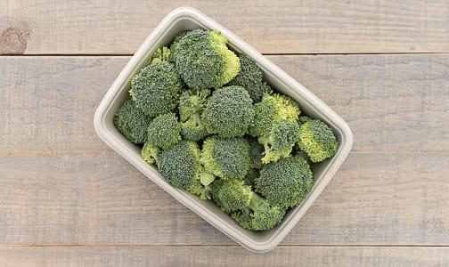Organic Broccoli, Florets- Code#: PR147476NCO