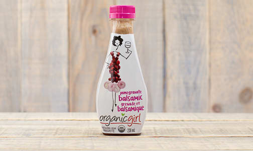 Organic Salad Dressing, Pomegranate Balsamic- Code#: PR147834NCO