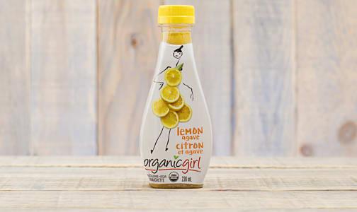 Organic Salad Dressing, Lemon Agave- Code#: PR217027NCO