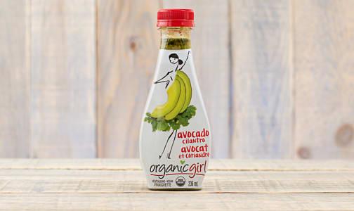 Organic Salad Dressing, Avocado Cilantro- Code#: PR147831NCO