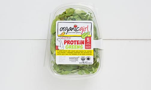 Organic Salad Greens, OG Protein Greens- Code#: PR217079NCO