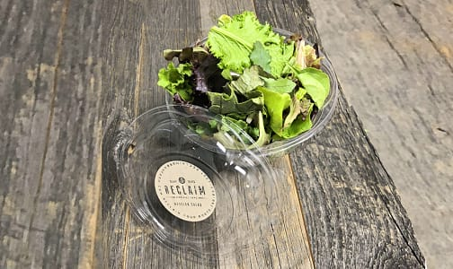 Organic Salad Greens, Mesclun - Local!- Code#: PR147908LCO