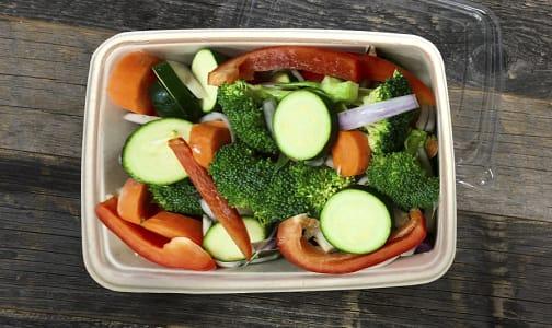 Organic Vegetable, Stir Fry, Fresh Cut- Code#: PR147895NCO