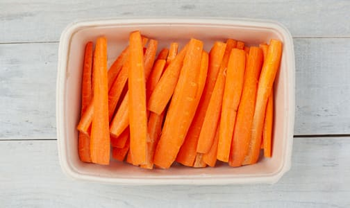Local Organic Carrots, Sticks- Code#: PR217157LCO