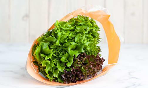Local Lettuce, Crispy & Crunchy Trio - Whole Leaf Farm- Code#: PR147928LCN