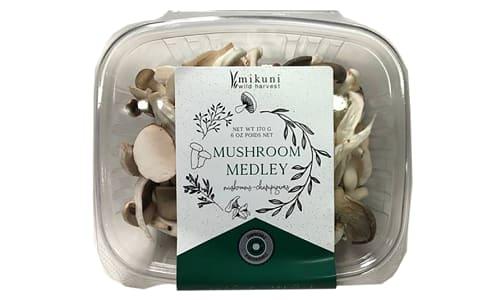 Local Mushrooms, Mikuni Medley Blend- Code#: PR217175LCN