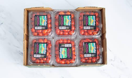 Organic Tomatoes, Grape Cherry - Case- Code#: PR217195NCO
