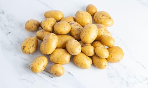 Organic Potatoes, Yellow - Case- Code#: PR217200NCO