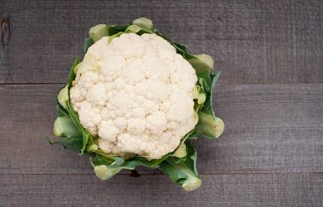Cauliflower, Small - First local!- Code#: PR100481LCN