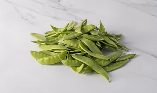Organic Peas, Snow- Code#: PR100212NPO
