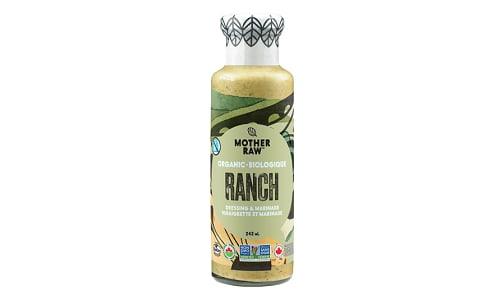 Organic Salad Dressing, Ranch- Code#: PR217284NCO