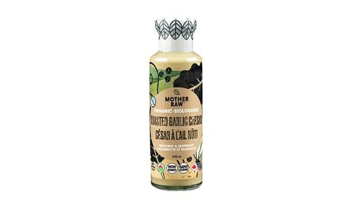 Organic Salad Dressing, Roasted Garlic Caesar- Code#: PR217286NCO