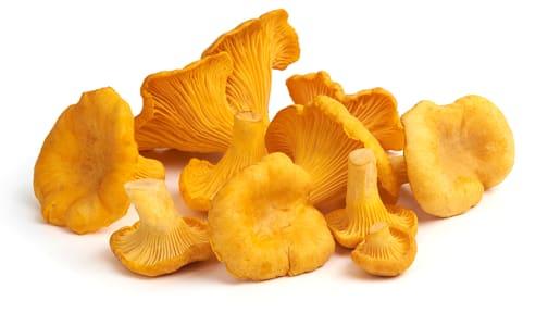 Mushrooms, Chanterelle - Wildcrafted/ Local- Code#: PR215546LPN