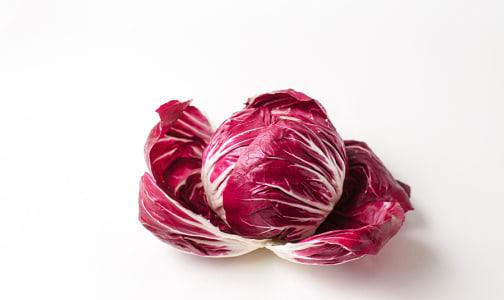 Organic Lettuce, Radicchio- Code#: PR100240NCO