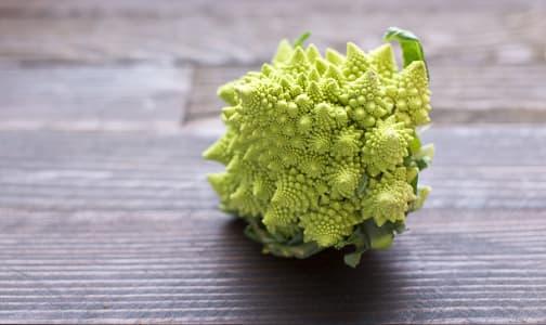 Organic Broccoli, Romanesco- Code#: PR123598NCO