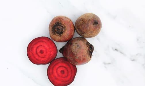 Local Organic Beets, Bulk- Code#: PR100043LPO