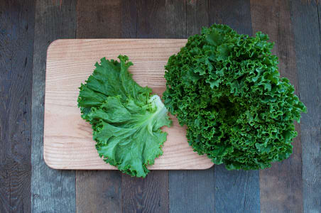 Local Organic Lettuce, Leaf - Green- Code#: PR100349LCO