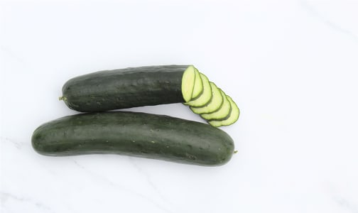 Local Organic Cucumbers, Field- Code#: PR100089LCO