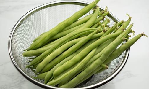 Organic Beans, Green - Fairtrade- Code#: PR100036NPO