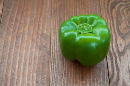 Organic Peppers, Green- Code#: PR100215NCO