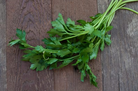 Local Organic Parsley, Italian- Code#: PR100328LCO