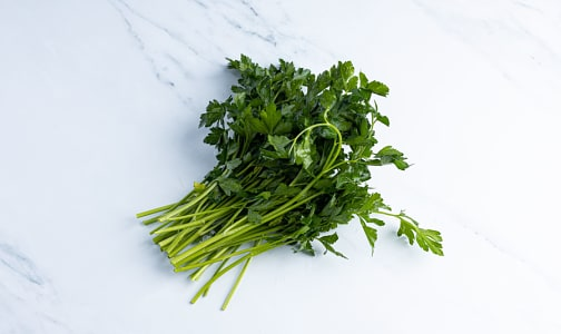 Organic Parsley, Italian- Code#: PR100328NCO